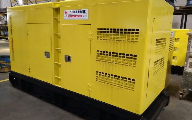 Generator Set Petrus